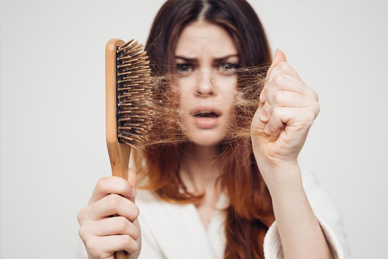 Thyroïde et perte de cheveux